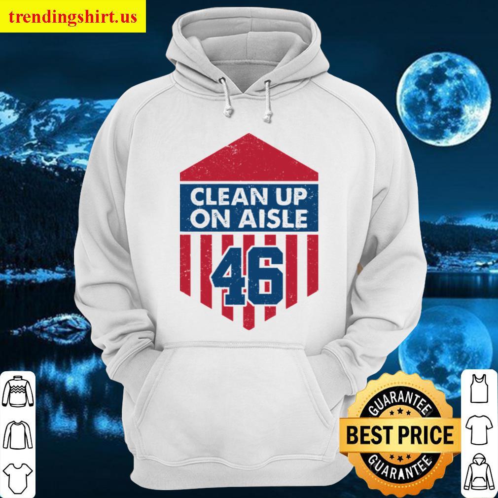 Clean Up On Aisle 46 Hoodie Unisex Hoodie